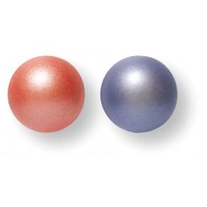 Perles / Boules Violettes et Rouges